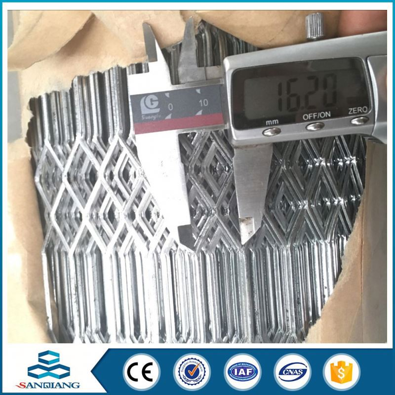 Multiple Use alibaba china 0.5mm thickness expanded metal mesh price