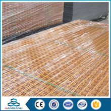 304 stainless steel electro galvanized welded wire mesh panels for sale