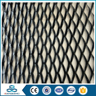 aluminum expanded steel metal mesh fence machine