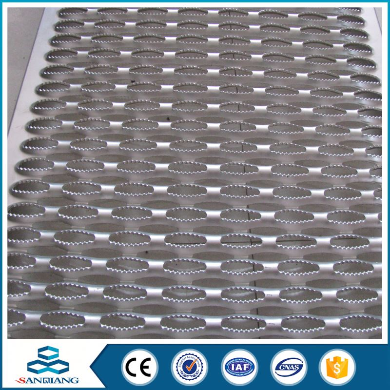 competitive price hexagonal perforated metal mesh punching hole panel
