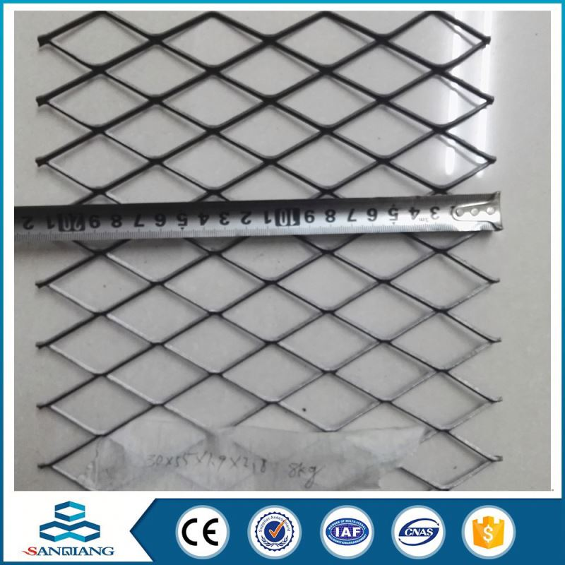 Bulk Buy From China hot fix trimming expanded metal mesh wall cladding filters fabricated
