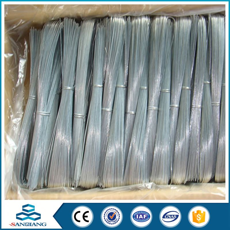 2016 hot sell electric annealed black galvanized pvc coated iron wire