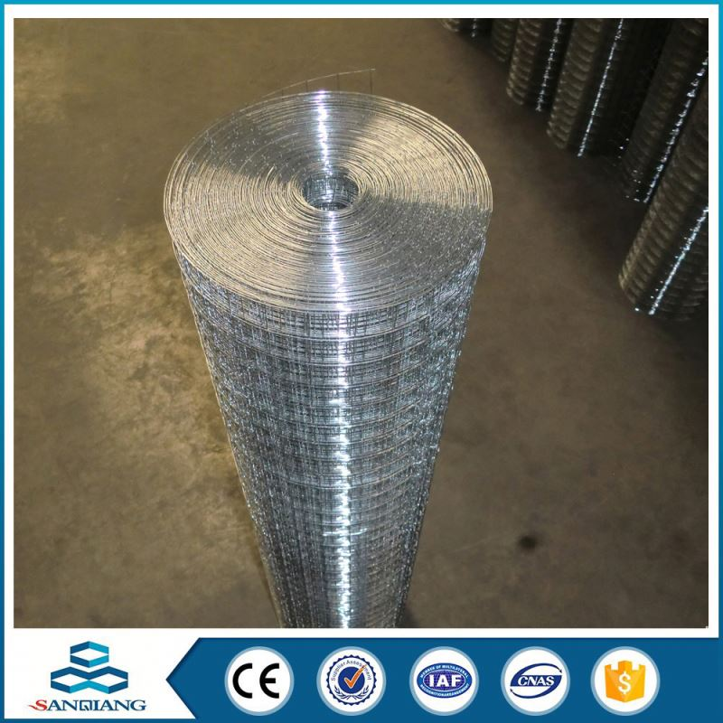 1x2 galvanized 8 gauge welded wire mesh 1.6mm price