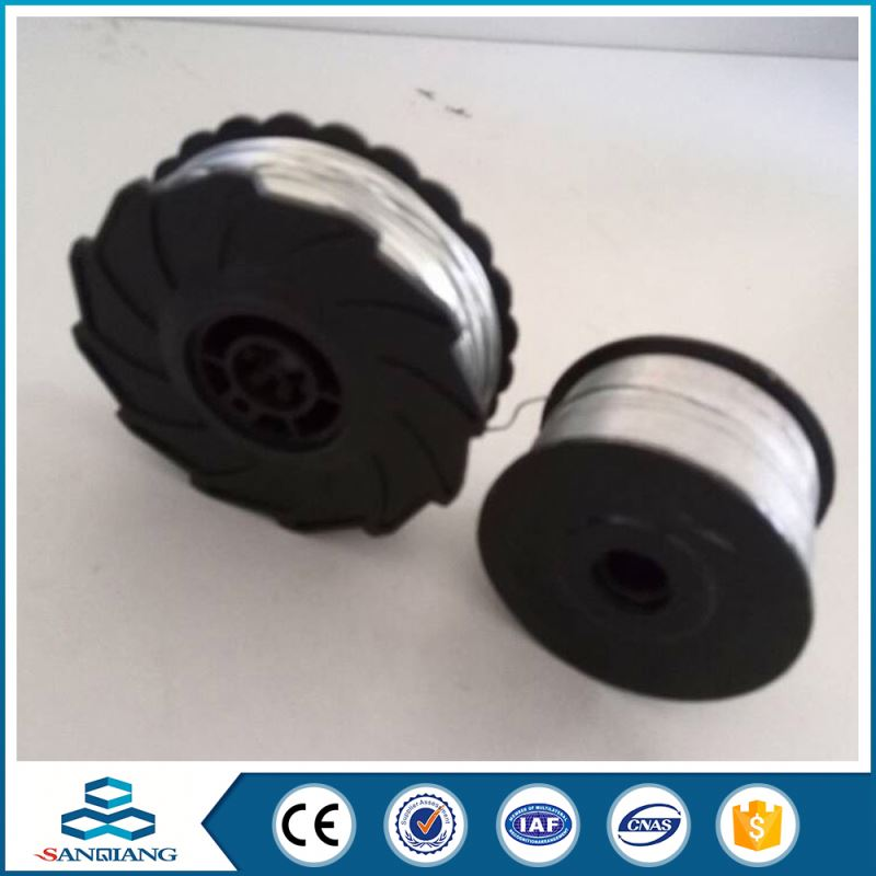 bwg 16 china supplier 18 gauge soft annealed black galvanized iron wire