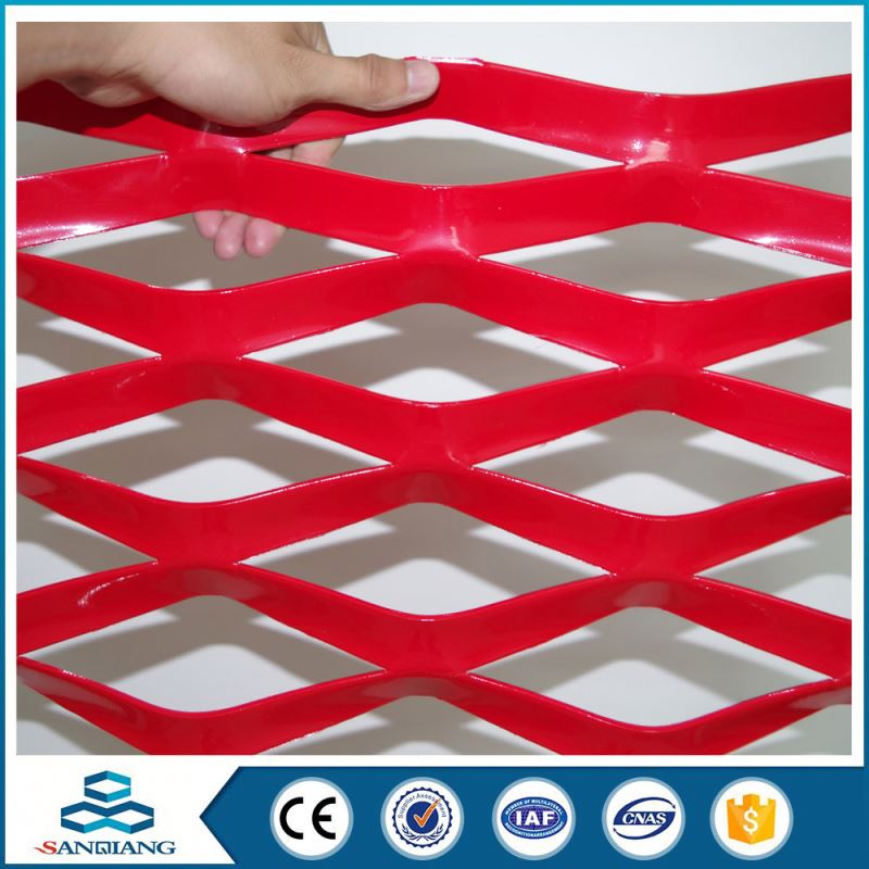 high sale alloy 2024 aluminum expanded metal mesh door