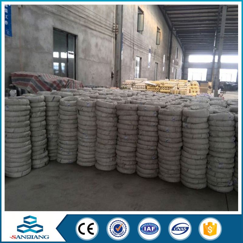 soft armouring cable galvanized iron wire coil