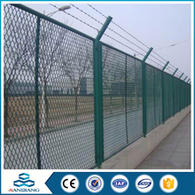 Factory Big Scale Long Life hot-dipped galvanised temporary cheap fences security
