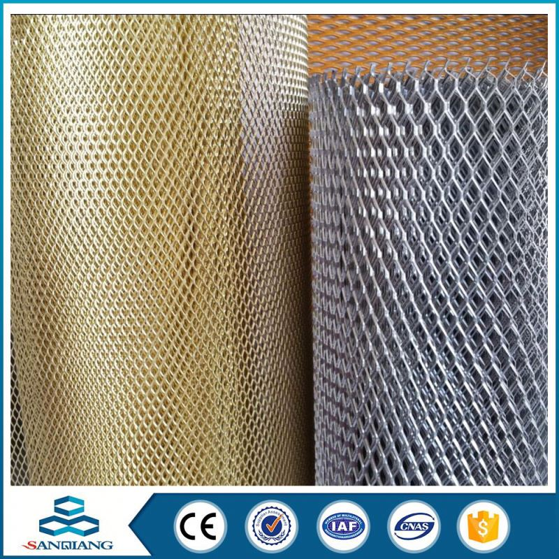 factory price high quality gi expanded metal mesh for decoration price
