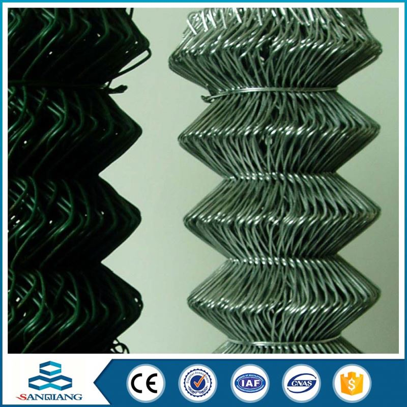 basketball court galvanized chain wire used chain link fence