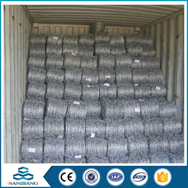best quality galvanized iron security coils razor barbed wire