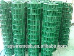 hot dip galvanized welded wire mesh( ISO factory )
