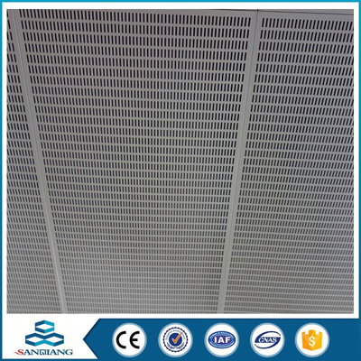 stainless steel plate 2mm perforated metal sheet low price professional manufacture