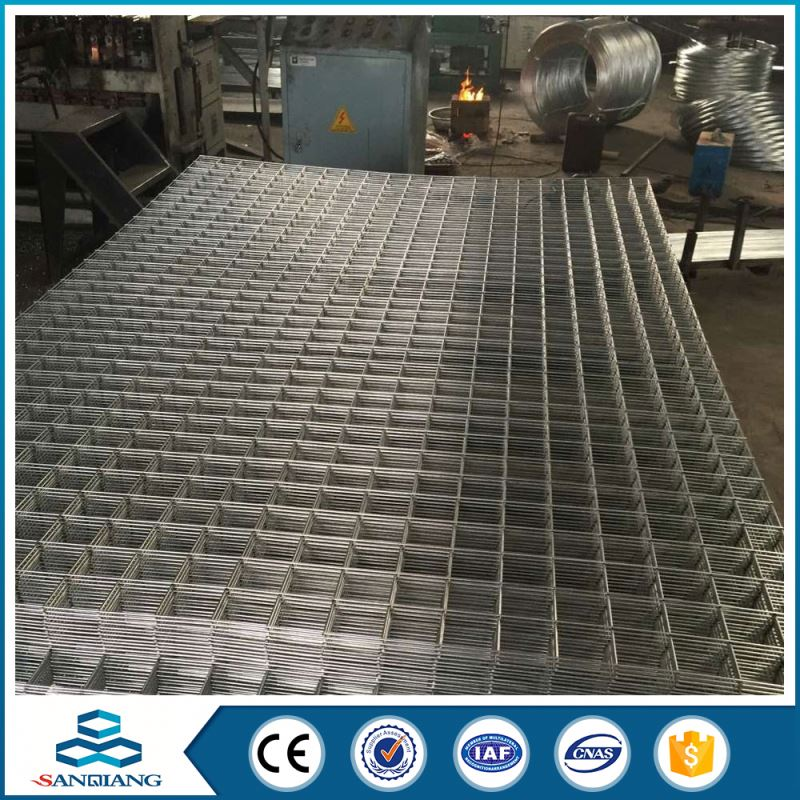 china 2016 new welded wire mesh panel manufactures