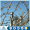 black steel single strand iron galvanized or pvc barbed wire