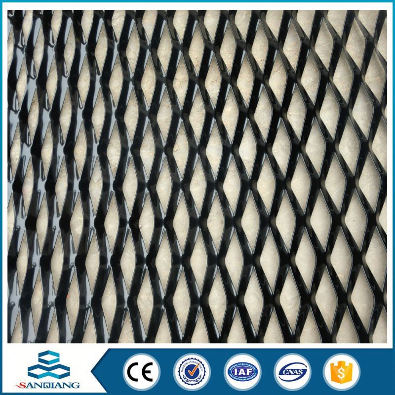used filter expanded aluminum metal mesh high quality