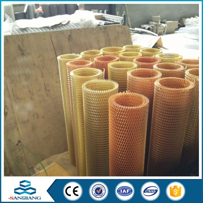 best price heavy duty expanded aluminum wire metal mesh