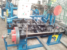 barbed wire machine with high quality
