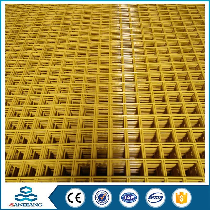 "cheap price 1/2"" galavanized welded wire mesh panels factory"