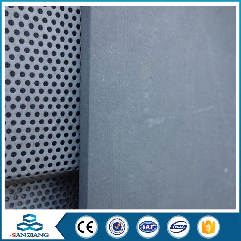 manufacturer iron perforated metal mesh sheet shade