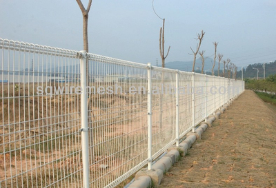 Anping double circle wire fence(factory manufacture)