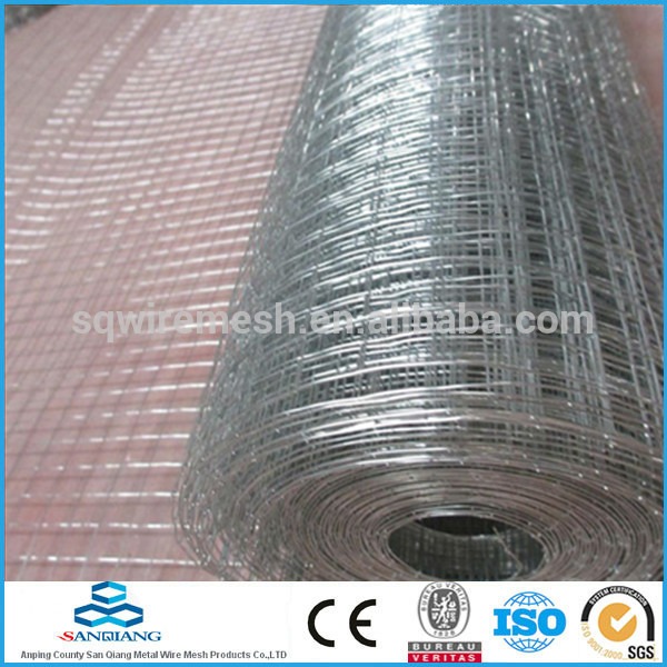 popular galvanized welded wire mesh (Anping manufacture)