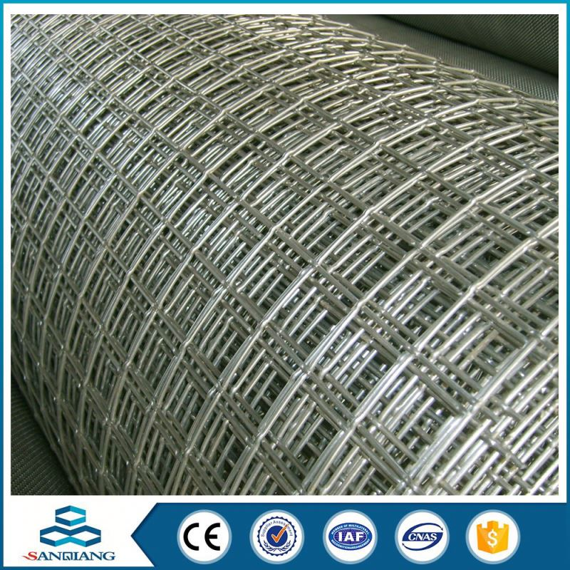 2016 Hot Selling stainless steel crimped wire mesh