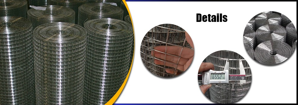 2x2 welded wire mesh for mice