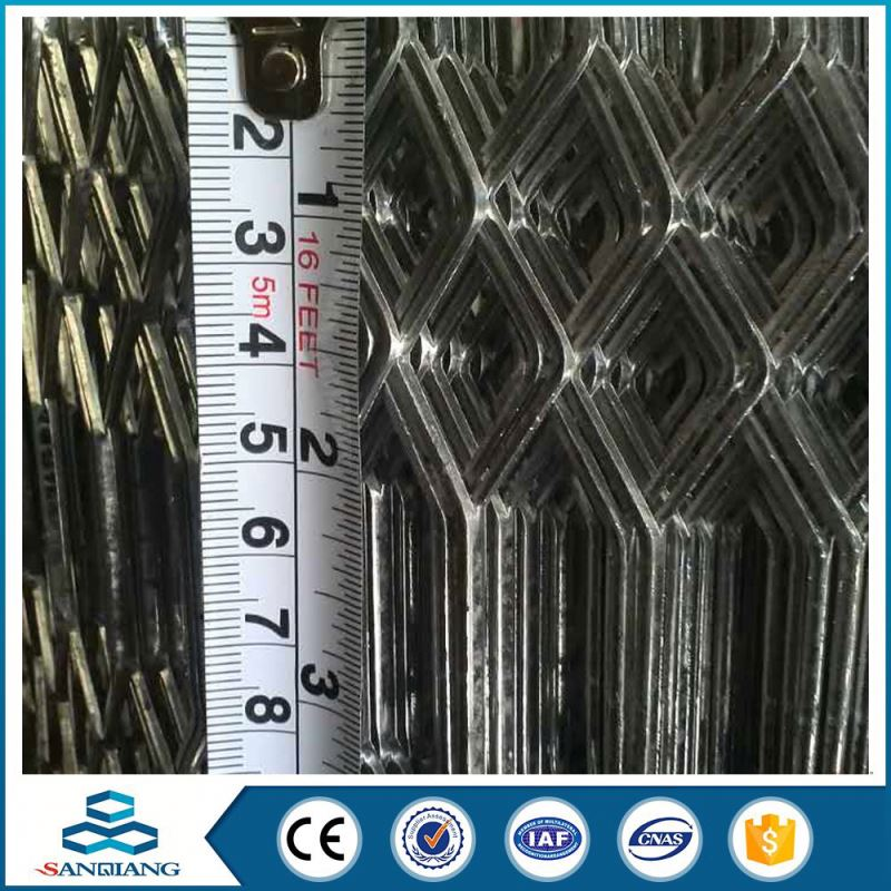 Ali Expres China expanded metal mesh panel for facade anping factory