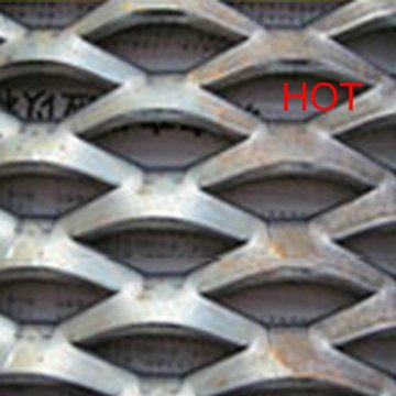 Heavy Duty Diamond Steel Mesh