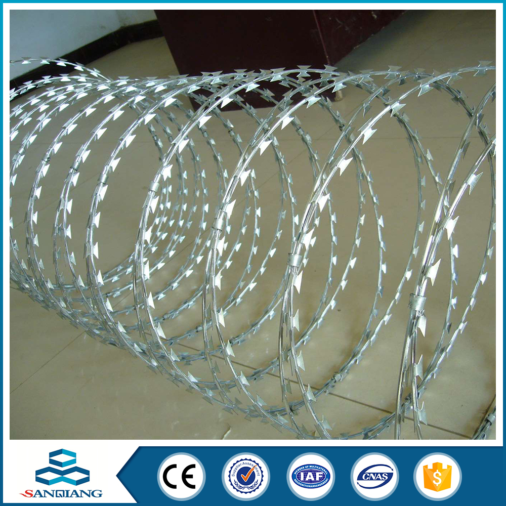 my test low price concertina razor barbed wire for sale