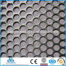 decoration material perforated metal mesh sheet