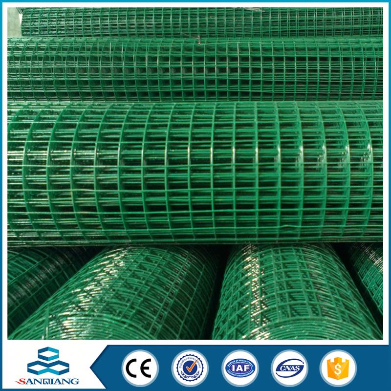 20*20 galvanized welded wire mesh sheet railway