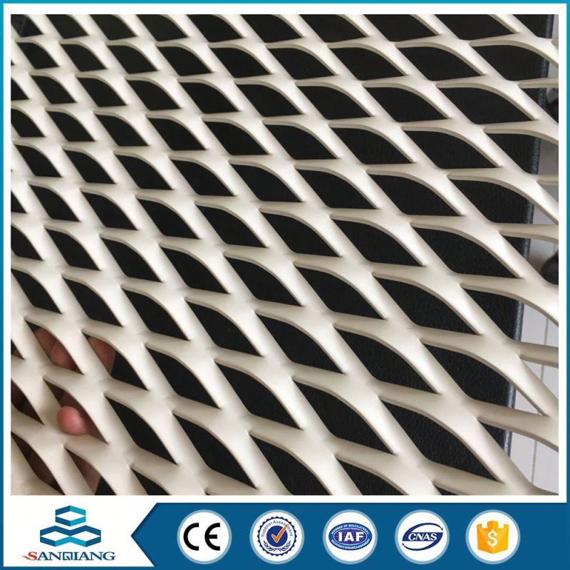 heavy duty aluminum suspended ceiling expanded metal mesh