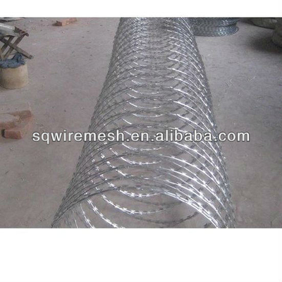 roazer barbed wire mesh security
