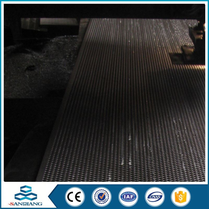 stainless steel sheet perforated metal mesh sheet for barrels