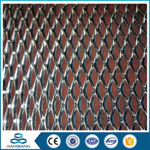 aluminum decorative Expanded Metal Mesh facade panels