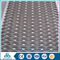 wall decorative hexagonal perforated metal mesh flat panel
