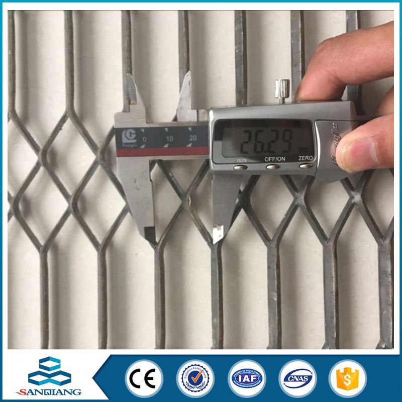 First Class al 0.3 mm thickness diamond expanded metal mesh