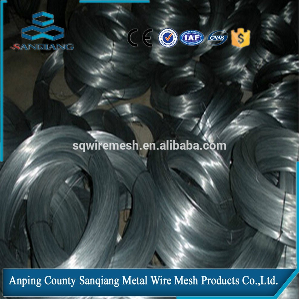factory price wholesaler used galvanized iron wire