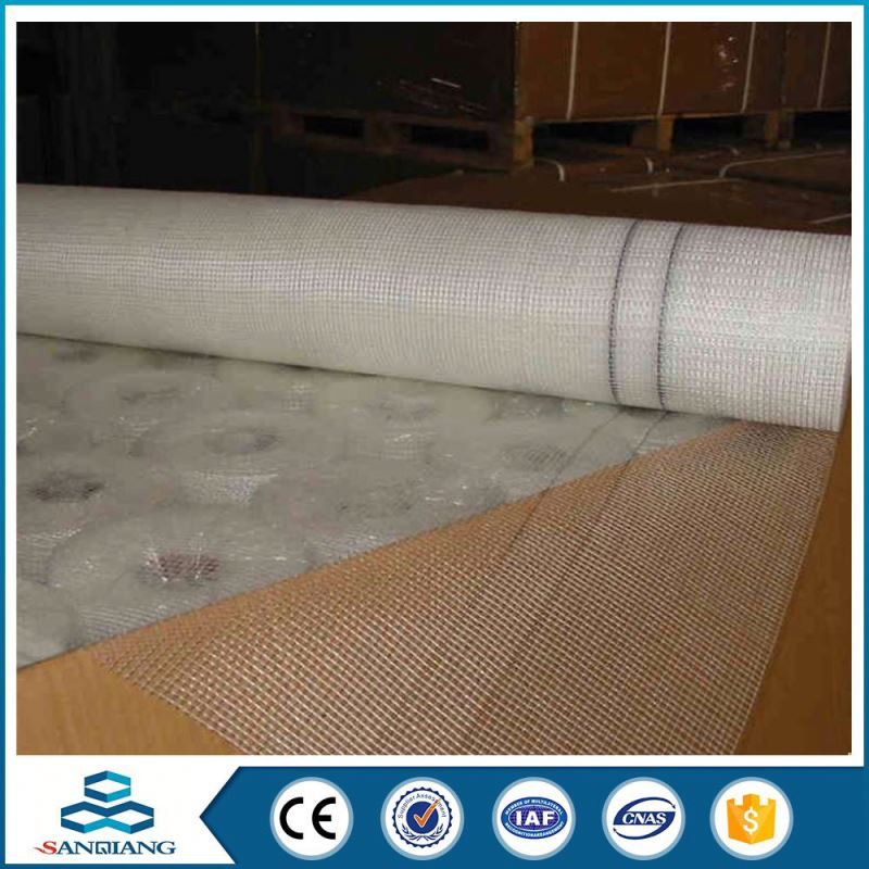 China Leading Technology alkaline resistant fiber glass cloth products