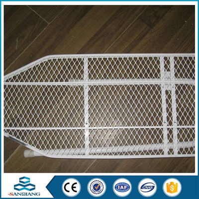 High Performance anti-glare 2016 thick expanded metal mesh with low price