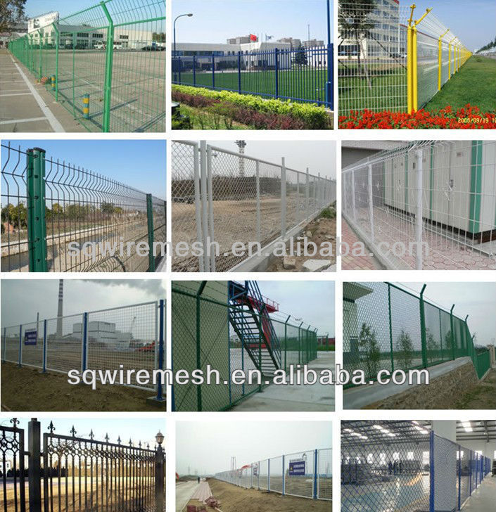 high quality factory manufacture fence mesh for airport