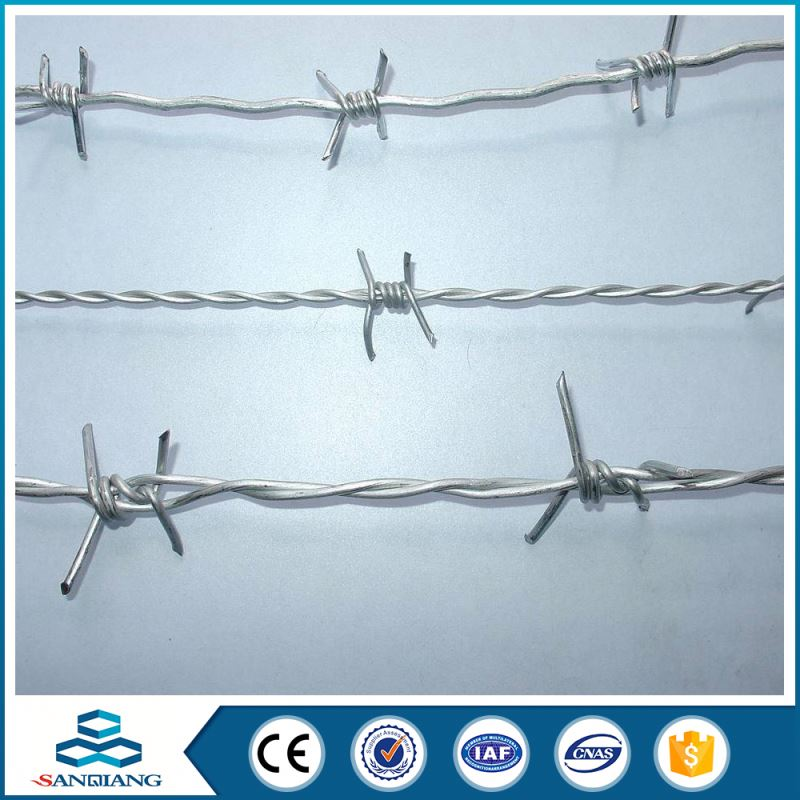 pvc coat razor barbed wire for hot selling
