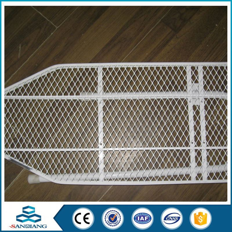 high quanlity small hole light expanded metal mesh for spackling