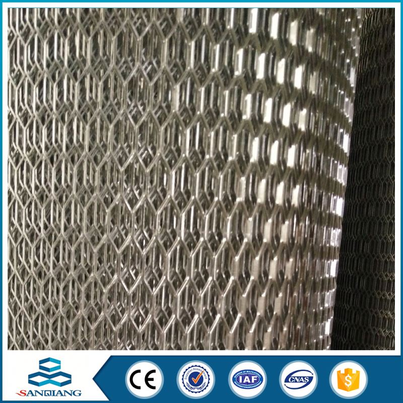 oxydic aluminum suspended ceiling expanded metal mesh