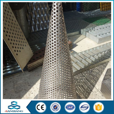 excellent quality iron perforated metal sheet mesh for european countries
