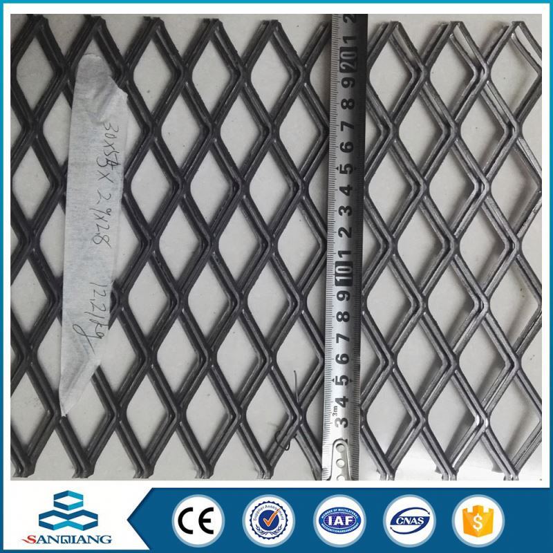 Bottom Price expanded metal mesh gutter guard supplier factory price