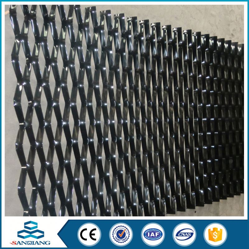 expanded metal mesh/aluminum/stainless steel gutter guards grill