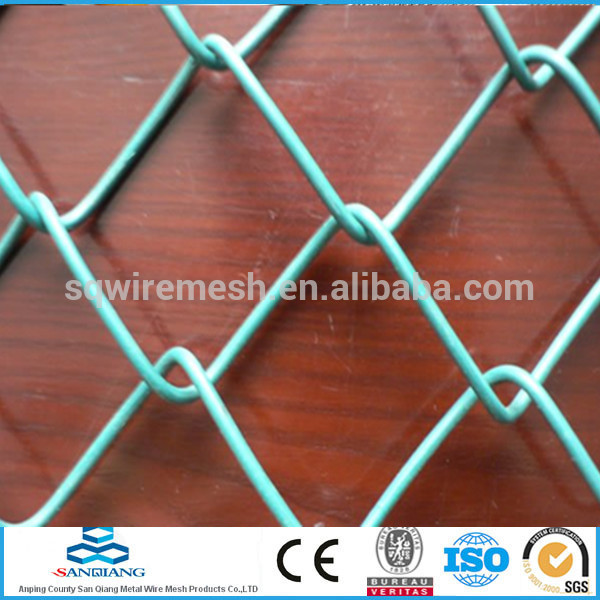 playground/garden/railway used Anping Chain Link Fence(manufacturer)