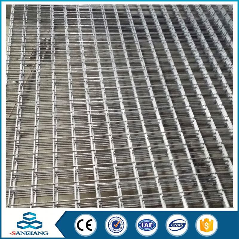 heavy duty pvc coated reinforcement welded wire mesh panels prices factory